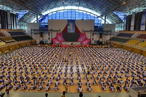 Największe puzzle świata - rekord Guinessa