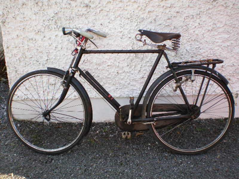 Największy zlot starodawnych rowerów