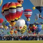 Puszczenie balonów na czas - rekord Guinessa