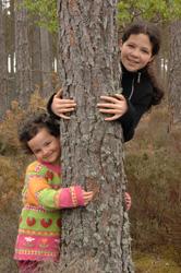 Rekord Guinessa w przytulaniu się do drzewa