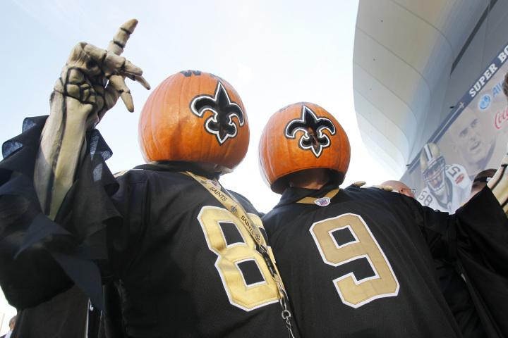Steelers Saints Football