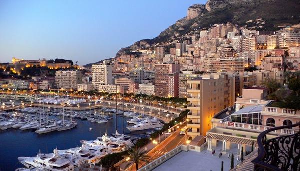 Najdroższe ulice świata - Aleja Księżnej Gracji, Monako