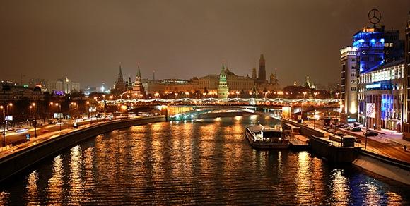 Najdroższe ulice świata - Ostożenka, Moskwa