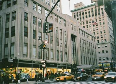 Najdroższe ulice świata - Piąta Aleja, Nowy Jork