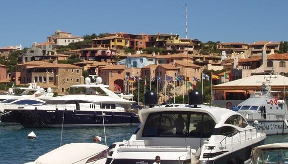 Najdroższe ulice świata - Via Romazzino, Porto Cervo, Sardynia