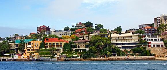 Najdroższe ulice świata - Wolseley Road, Point Piper, Sydney, Australia