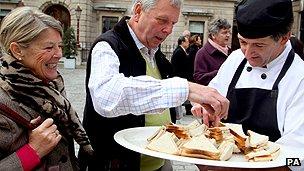 Najtańsza kanapka naświecie