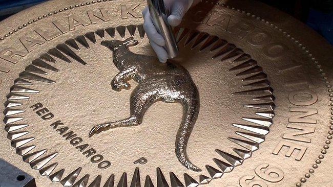 Największa moneta naświecie