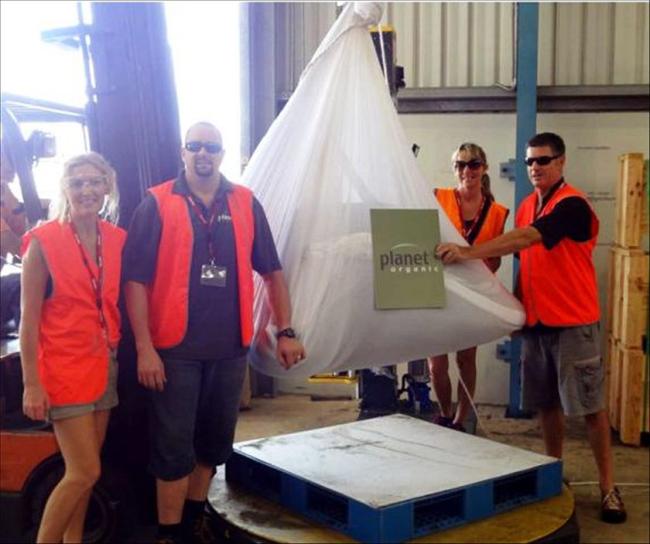 Największa torebka herbaty - Australia