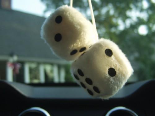 Największe zawieszki na lusterko samochodowe