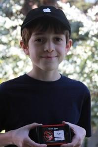 Thomas Suarez - najmłodszy twórca aplikacji naiPhona