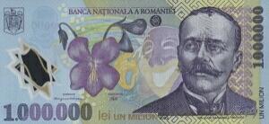 Plastikowy banknot onajwyższym nominale - awers