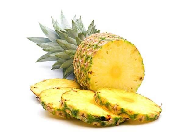 Najcięższy ananas świata