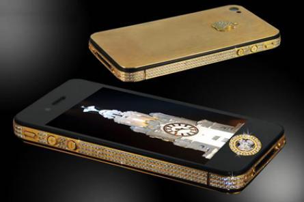 Najdroższy iPhone 4S na świecie