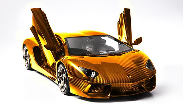 Najdroższy model samochodu - rekord Guinessa