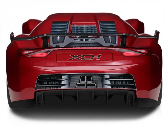 Najszybszy samochód na radio