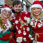 Największe zgromadzenie ludzi w świątecznych swetrach