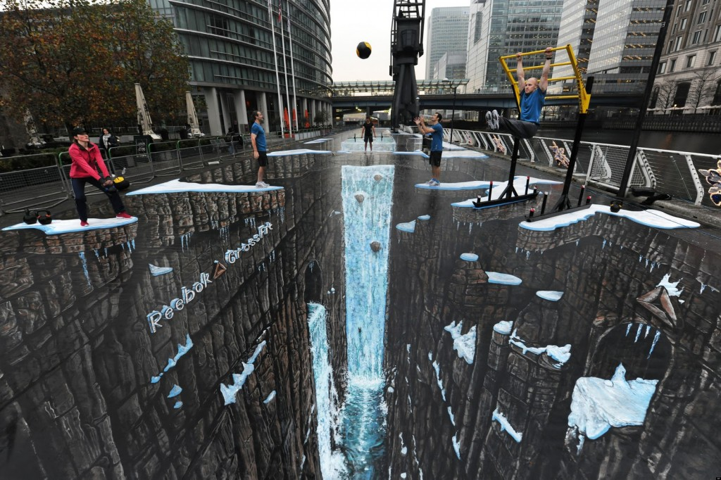 Największy obraz 3D - rekord Guinessa