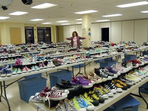 Największa kolekcja - buty Converse