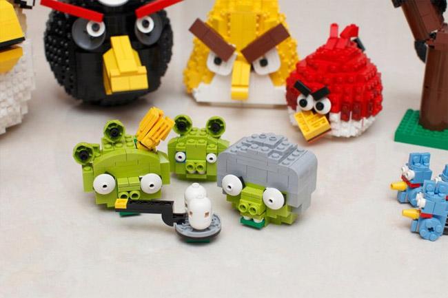 Największa kolekcja klocków Lego - rekord Guinessa