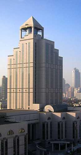 Najwyższa biblioteka świata