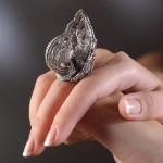 Pierścionek z diamentami ustanawia rekord Guinessa