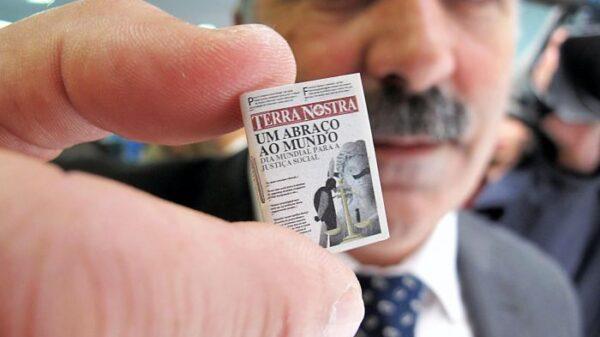 Najmniejsza gazeta świata