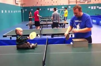 Ping pong - rekord świata