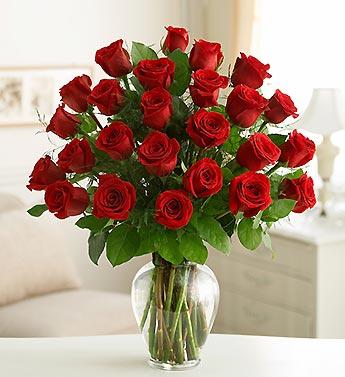 Największy bukiet róż