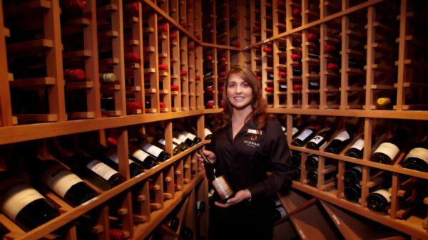 Otwieranie wina - rekord Guinessa