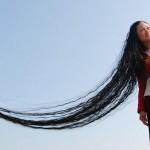 Najdłuższe włosy świata - rekord Guinessa