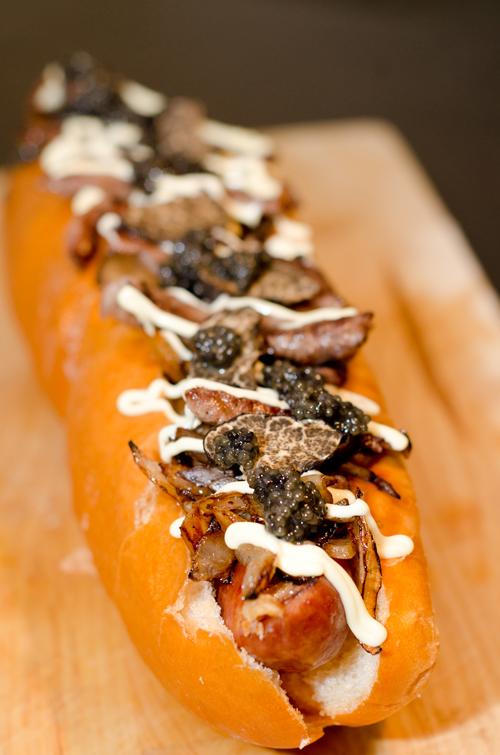 Najdroższy hot dog - rekord Guinnessa
