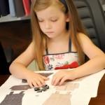 Najmłodsza projektantka mody