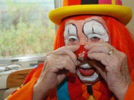 Najstarszy clown na świecie
