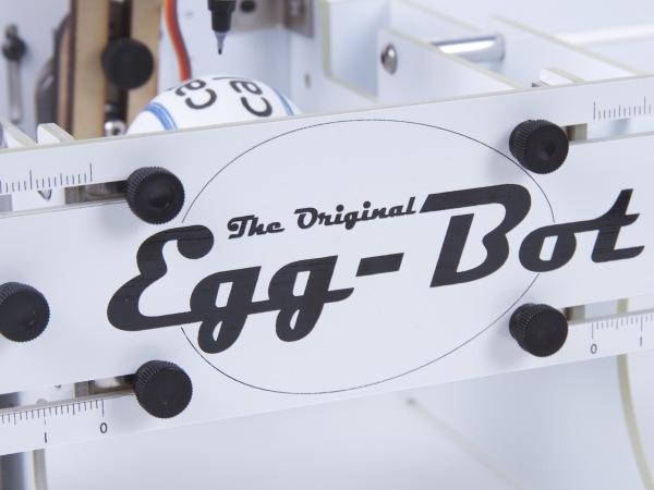 Pierwszy robot malujący pisanki