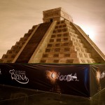 Największa rzeźba z czekolady - rekord Guinessa