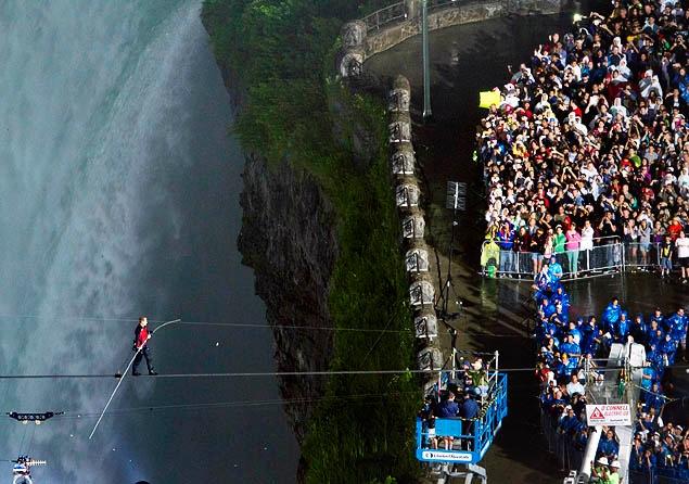 Chodzenie polinie - Niagara