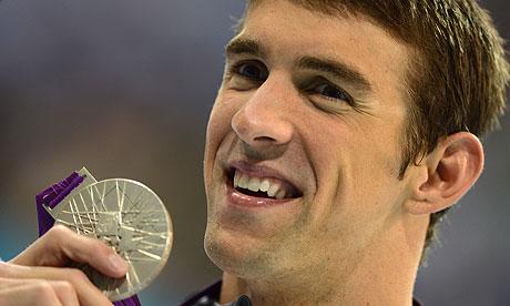 Michael Phelps – Londyn 2012
