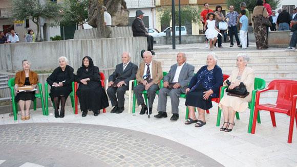 Najstarsza rodzina świata - rekord