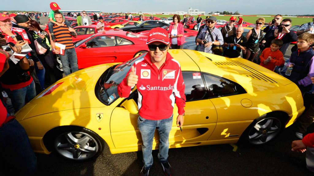 Dni Ferrari - rekord Guinessa
