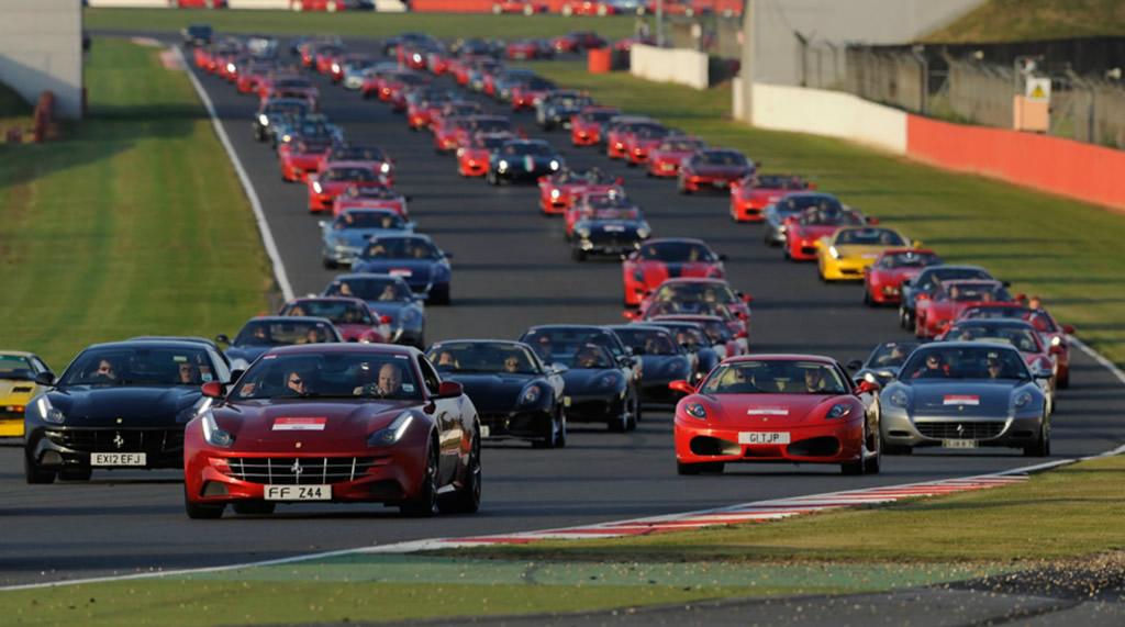 Ferrari - rekord Guinessa