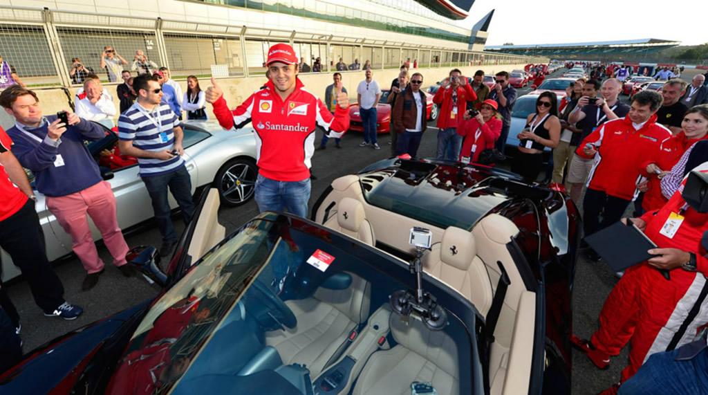 Ferrari - rekord świata