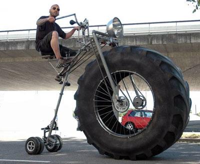 Najcięższy rower naświecie