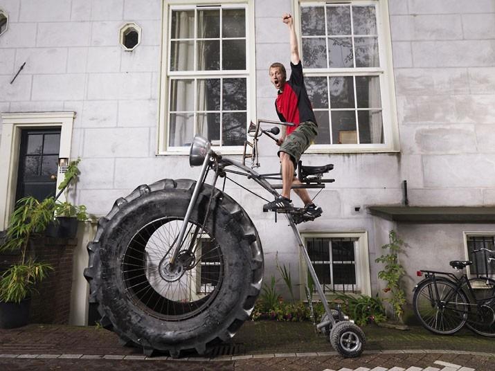 Najcięższy rower - rekord