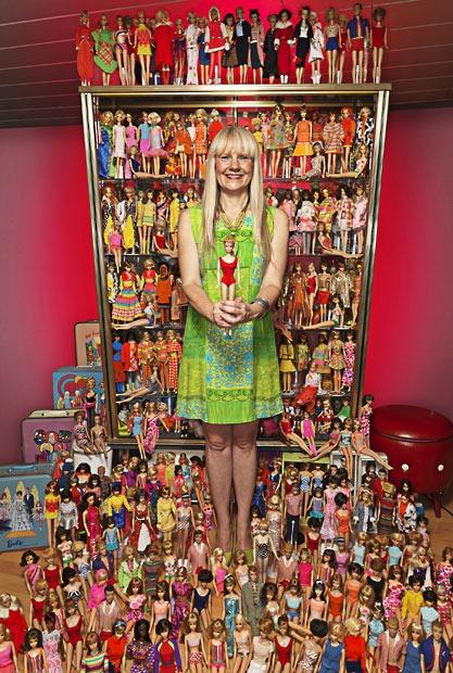 Największa kolekcja lalek Barbie