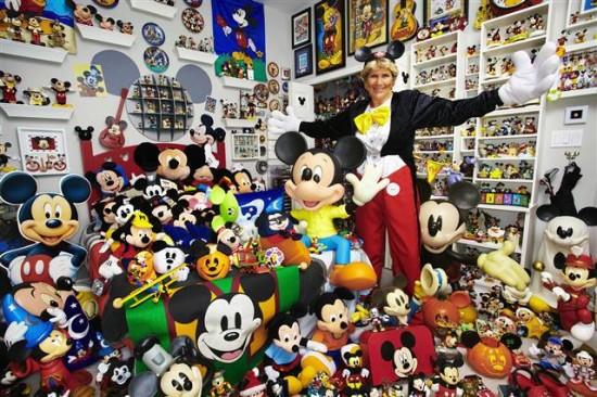 Największa kolekcja Myszek Miki