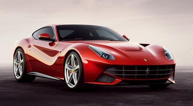 Największa parada Ferrari - rekord Guinessa
