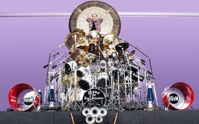 Największa perkusja - rekord Guinessa