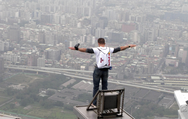 Felix Baumgartner – skok zestratosfery