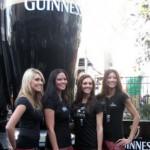 Największy kufel piwa Guiness